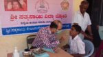 Dental Camp at SSSVJ- Bapuji School Bangalore West Dist.
