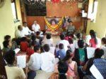 Bhajan Training at Madhya Village – Mangalore, Dakshina Kannada