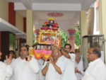 Indiranagar Samithi (Sai Darshan) Celebrates Bhagawan's Aradhana Day for three days
