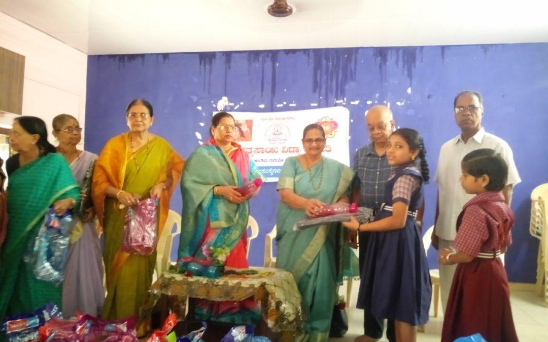 Activities at Vidya Jyothi Schools  – Mangalore, D.K
