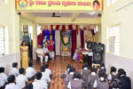 National Project – Sri Sathya Sai Vidya Jyothi at Sri Sangameshwara School by Sai Gitanjali