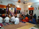 Dasara festival celebrations at Padmanabhanagara Samithi