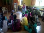 Vocational training @SSSVJ, Neelavani