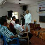 "Workshop on ""Your life is Your message"" @Karwar, North Kanara"