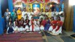 Veda chanting on 17-11-2017 @ Sri Mahishasur mardini devi temple, Karwar, North Kanara