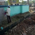 Compound Painting @SSSVJ, Neelavani, Haliyal, North Kanara
