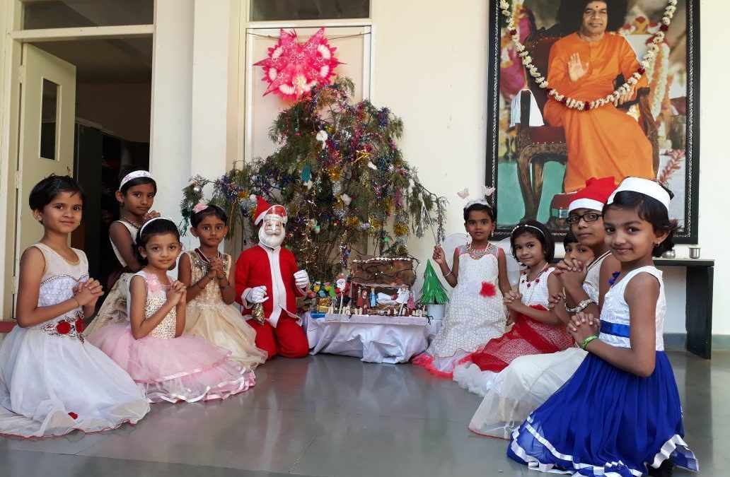 Christmas Celebration @ SSSVM School, Dharwad