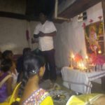 Satsang and Vocational Training @SSSVJ, Neelavani, Haliyal, North Kanara