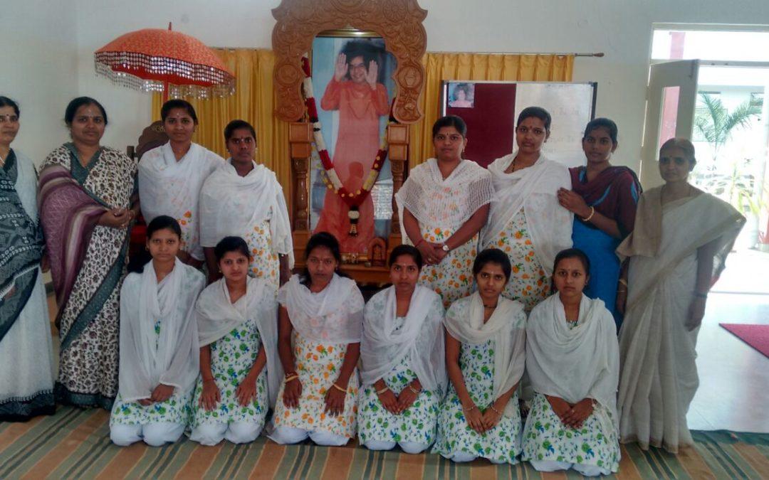 Vocational training for Haliyal students, North Kanara @ Dharwad Campus