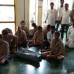 Cloth Distribution @Ambrayi, Karwar, North Kanara