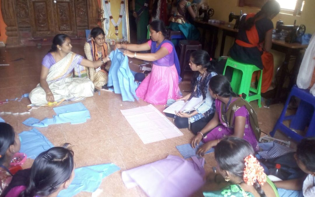 Special Training Class @ SSSVJ Neelavani, Haliyal, North Kanara