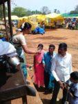 Water & Panaka Seva @ Shirallgi, Siddapura, North Kanara
