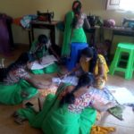 Special Class on Fashion Design @ SSSVJ Neelavani, Haliyal, North Kanara