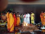 1st Anniversary of Sri Sai Gayatri Mahayaga in Ramanagara District