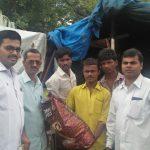 Amrutha Kalasa Programme at Summanahalli Slums