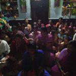 Bhajans in SSSVJ Village