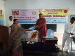 Bhajan Mandali inauguration at Bhagyashree school , Ramanagara Dist