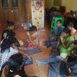 Vocational Training Class @Neelavani, North Kanara
