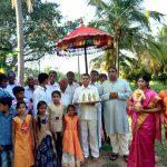 Ramakatha Rasavahini at kannasandra Samiti Ramanagara Dist