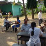 Free Homeopathy Camp @SSSVJ Domgera & Neelavani, Haliyal, North Kanara
