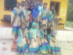 Vocational Training Class @SSSVJ Neelavani, Haliyal, North Kanara