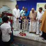 Ramakatha Rasavini 36th program at Magadi Bhajan Mandali