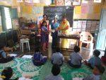 Drawing workshop, Shivamogga