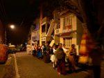 X'Mas Candle lights Nagara Sankirtana in Padmanabha nagara Samithi