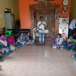 Vocational Training Class @SSSVJ, Neelavani, Haliyal, Uttara Kannada