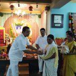 Amrutha Kalasham Seva