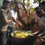 Service @Kurmgada Fest, Karwar, Uttara kannada