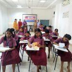 National Essay writing competition at SSSVJ schools, Uttara Kannada,Dakshina Kannada and Bengaluru East districts