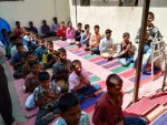 Jala Prasada Seva to Orphan School [17-3-2019]