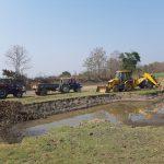 Pond Rejuvenation @SSSVJ Domgera Lake, Haliyal, Uttara Kannda