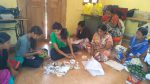 Jewellery Making Class @SSSVJ Domgera, Haliyal, Uttara Kannada