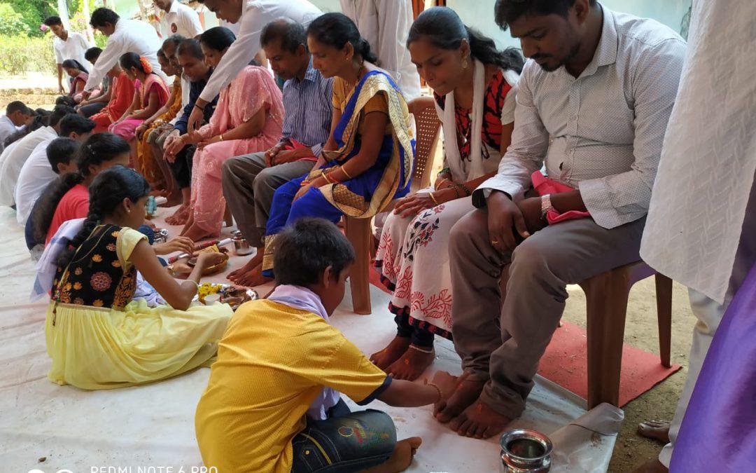 Matru-Pitru Vandana @Basunga, Karwar, Uttara Kannada
