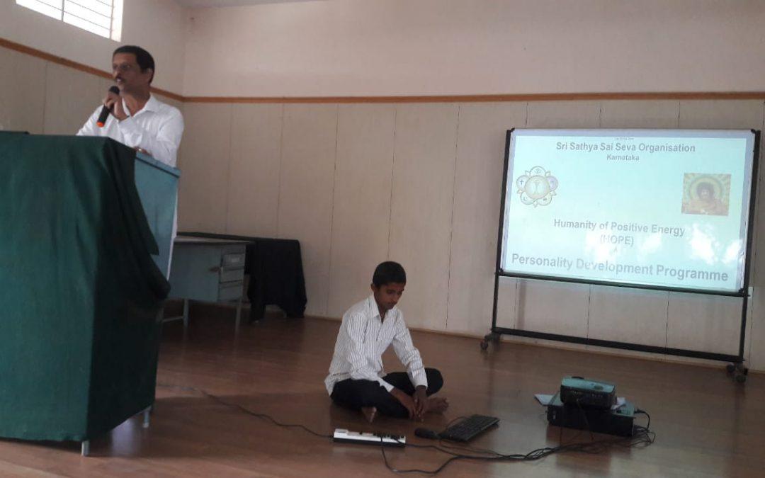 HOPE Program @ Bengaluru West district