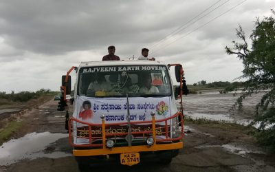 Flood Relief @ Gadag