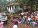 Flood Relief – Day 8 @ Belagavi