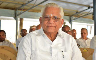 Samarpan #101: Sri M.S. Prakasa Rao – Sept 15th 2019
