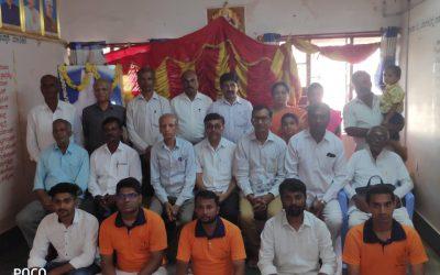 DA program conducted @ SSSVJ school, Mandya
