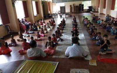 New SSSVJ school adopted in Kodagu