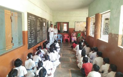New SSSVJ school adopted at Dharwad