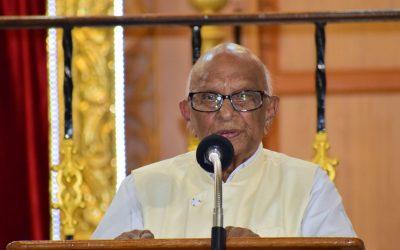 Samarpan #102 – Dr. K.L.N. Swami  –  Brindavan Ashram