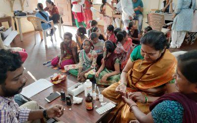 Free Homeopathy Camp @Vanavasi Kalyan, Haliyal, Uttara Kannada