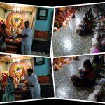 Amrutha Kalasham Seva at Sai Premanjali