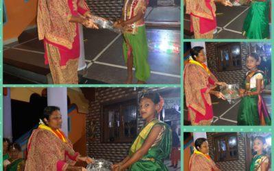 Spiritual event@ Pur-Gundolli, Haliyal, Uttara Kannada