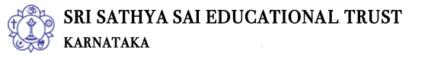 Sri Sathya Sai Educational Trust Karnataka